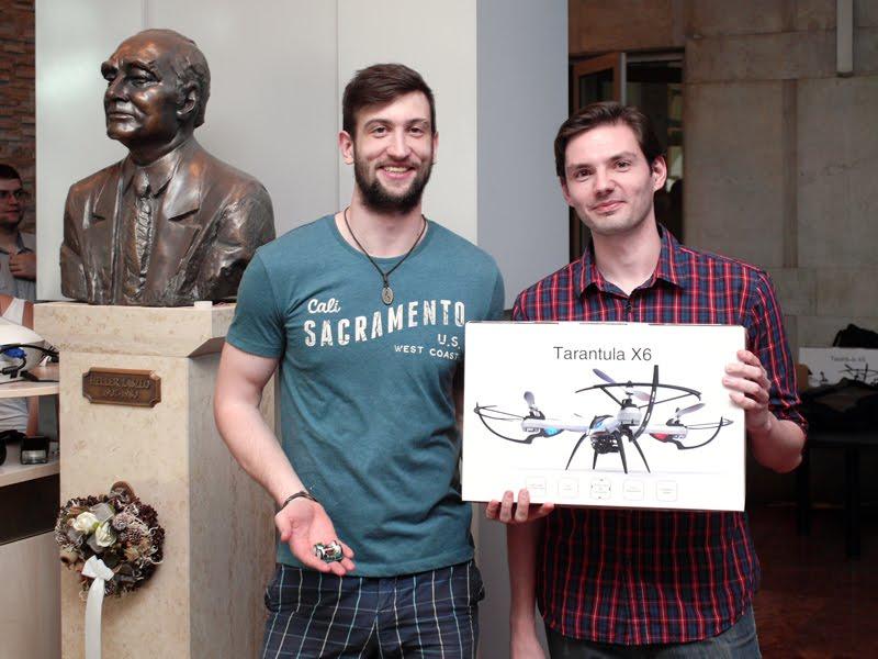 A győztes a Slackers (Varga András és Fenyvesi Balázs)